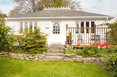 Last Minute Cottages - Luxury Strathpeffer Cottage S81586
