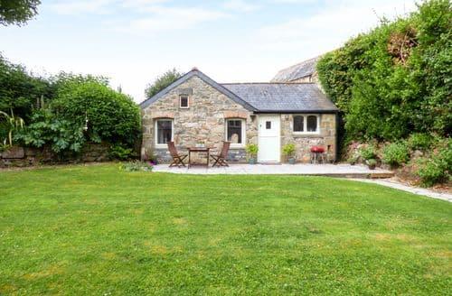 Last Minute Cottages - Quaint White Cross Cottage S83044