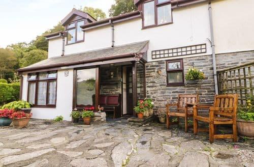 Big Cottages - Quaint Abergynolwyn Cottage S85634