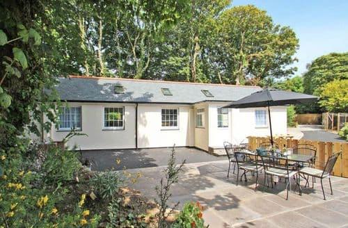 Last Minute Cottages - Charming Scorrier Cottage S82016