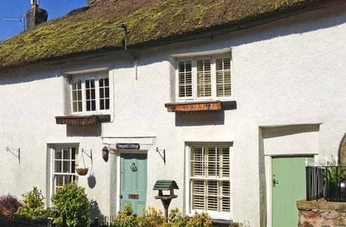 Last Minute Cottages - Lovely Winkleigh Cottage S2740