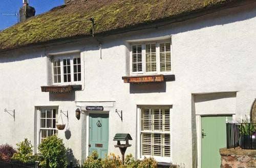 Last Minute Cottages - Vineyard Cottage