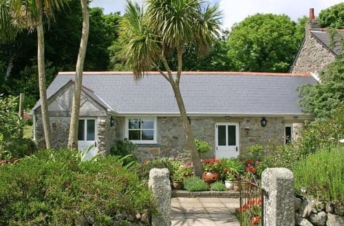 Last Minute Cottages - Splendid Cornwall Cottage S82122