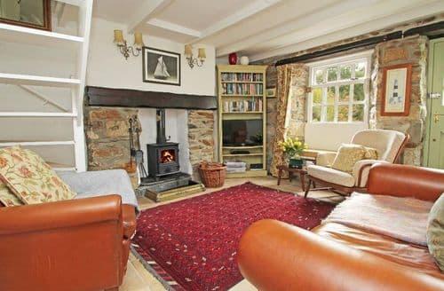 Last Minute Cottages - Wonderful Pentewan Cottage S82136