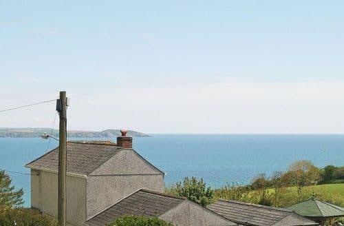 Last Minute Cottages - Adorable Porthpean Cottage S82162