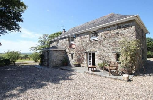 Last Minute Cottages - Cosy Cornwall Cottage S82653