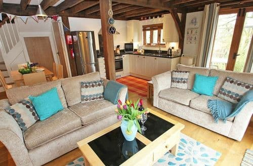 Last Minute Cottages - Exquisite Davidstow Lodge S82394