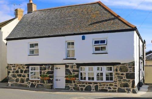 Big Cottages - Beautiful Mullion Cottage S82540