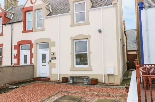 Big Cottages - Tasteful Findochty Cottage S88451