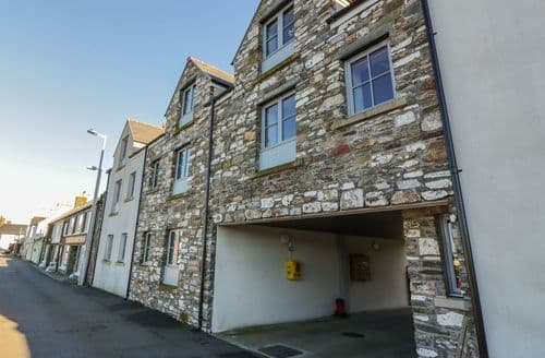 Last Minute Cottages - Tasteful Isle Of Whithorn Cottage S88762