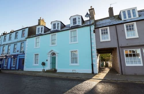 Last Minute Cottages - Cosy Kirkcudbright Cottage S85836