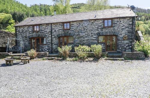 Big Cottages - Charming Abergynolwyn Cottage S102868