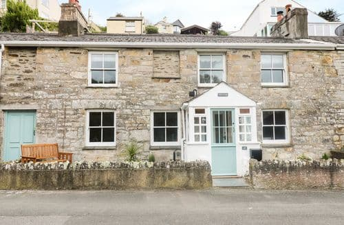 Last Minute Cottages - Beautiful Pentewan Cottage S84291