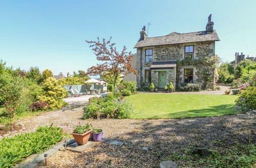 Last Minute Cottages - Superb Lindale Cottage S100872