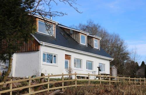 Big Cottages - Wonderful Fort William Cottage S90487