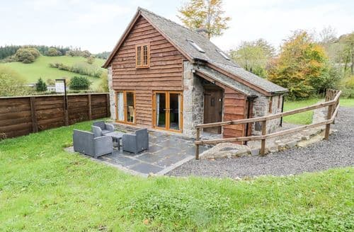 Big Cottages - Wonderful Llanfyllin Cottage S87104