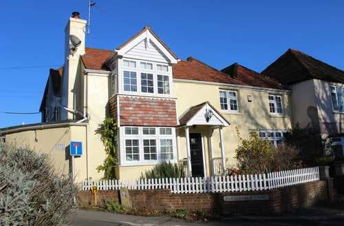 Big Cottages - Exquisite Icklesham Cottage S89033