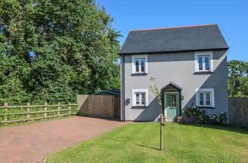 Big Cottages - Quaint St. Clears Cottage S88747