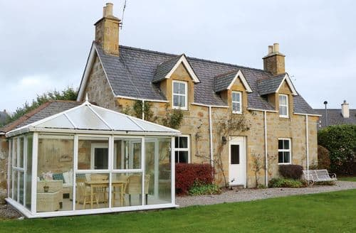 Big Cottages - Beautiful Dornoch Cottage S89382
