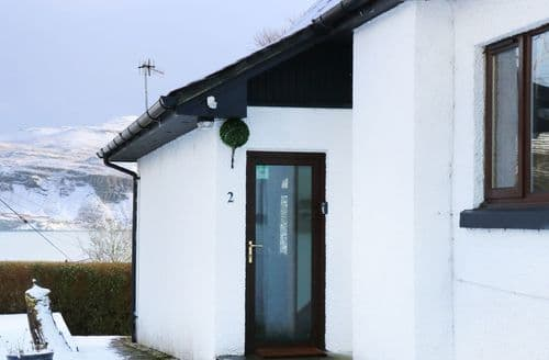 Last Minute Cottages - Splendid Portree Cottage S93982