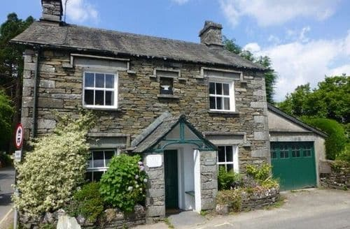 Big Cottages - Luxury Near Sawrey Cottage S90585