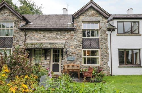 Last Minute Cottages - Excellent Crosthwaite Cottage S89828