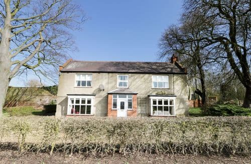 Last Minute Cottages - Stunning Ottringham Cottage S97270
