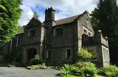 Big Cottages - Beautiful Patterdale Cottage S89896