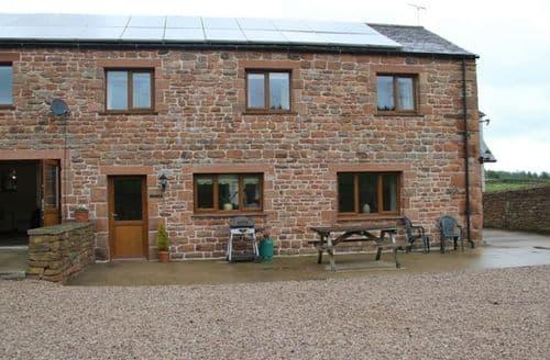 Big Cottages - Splendid Edenhall Cottage S90407
