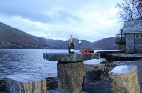 Last Minute Cottages - Ullswater Boathouse