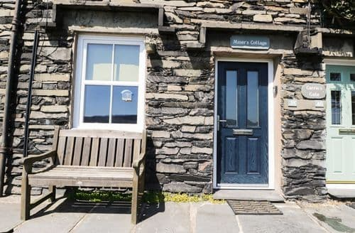 Last Minute Cottages - Coniston Bank Cottage