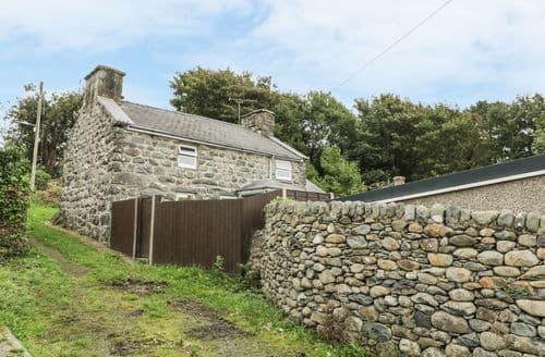Big Cottages - Delightful Dyffryn Ardudwy Cottage S122011