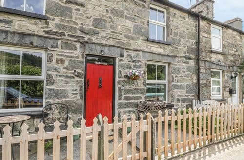 Big Cottages - Stunning Betws Y Coed Cottage S94835