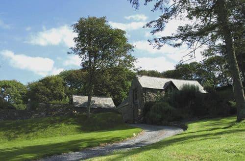 Big Cottages - Quaint Cornwall Cottage S96206