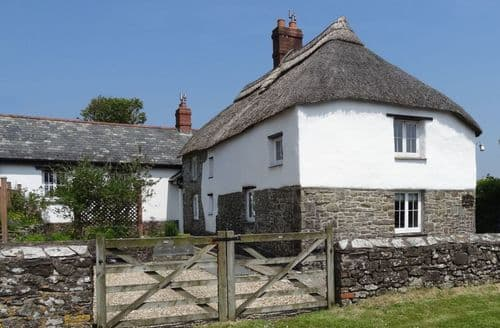 Big Cottages - Gorgeous Cornwall Cottage S96215