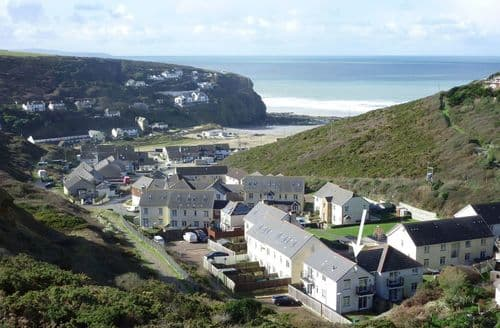Last Minute Cottages - Splendid Porthtowan Cottage S96233