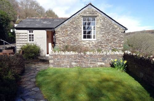 Last Minute Cottages - Cosy Cornwall Cottage S96488