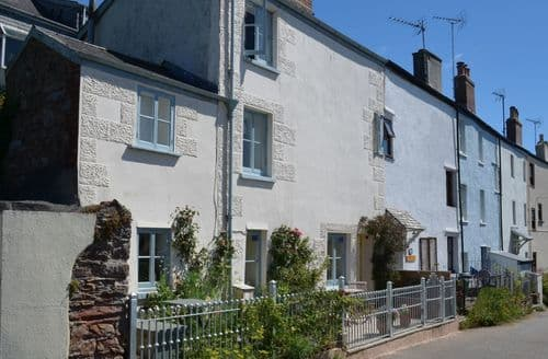 Last Minute Cottages - Beautiful Kingsand Cottage S96269