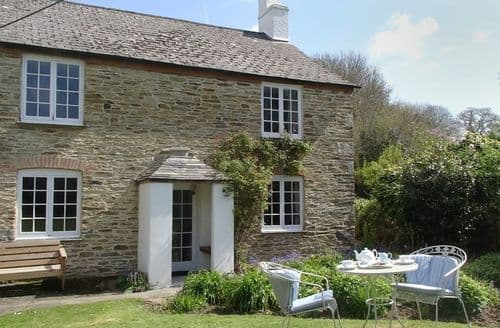 Last Minute Cottages - Adorable Cornwall Cottage S96288