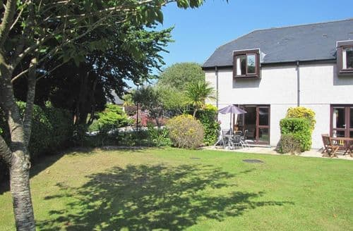 Last Minute Cottages - Stunning Cornwall Cottage S96295