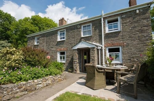 Last Minute Cottages - Beautiful Cornwall Cottage S96496