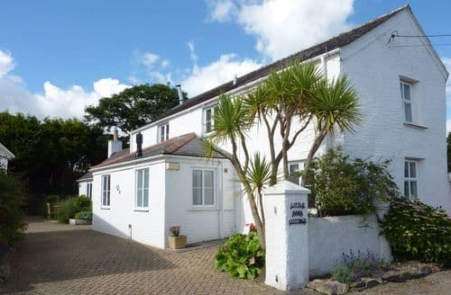 Last Minute Cottages - Quaint Portloe Cottage S96315