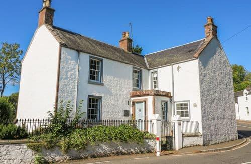 Big Cottages - Quaint Tannadice Cottage S98449