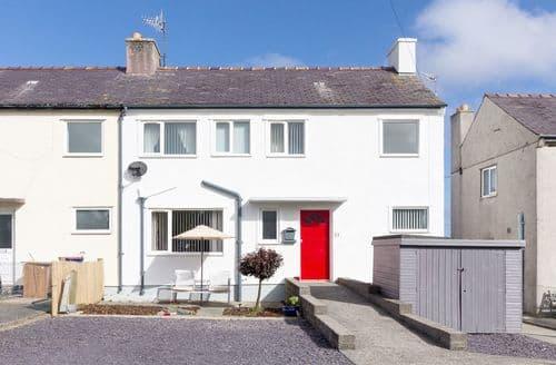 Big Cottages - Lovely Cemaes Cottage S104879