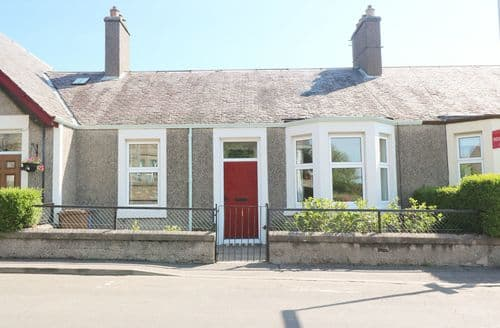 Big Cottages - Cosy Lundin Links Cottage S101107