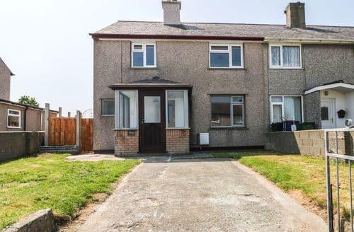 Big Cottages - Excellent Aberffraw Cottage S101313