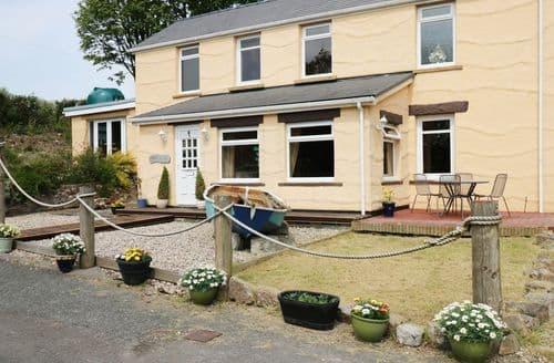 Big Cottages - Splendid Tenby Cottage S101338