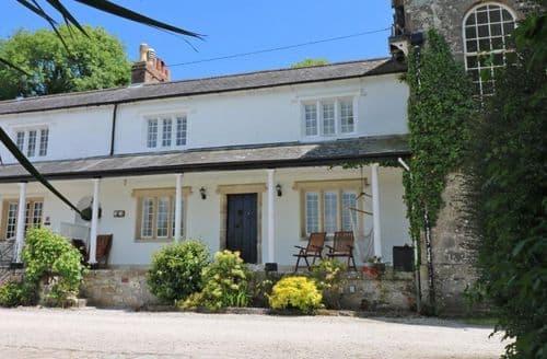 Last Minute Cottages - Luxury Pentewan Cottage S97269