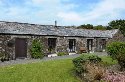 Last Minute Cottages - Gorgeous Cornwall Cottage S100936