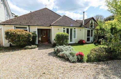 Big Cottages - Quaint Bembridge Cottage S100937